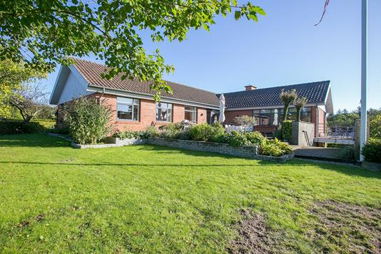 Villa på Lærkehøjvej i Højbjerg - Ejendommen