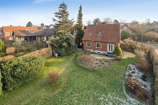 Villa på Capellavej i Højbjerg - Ejendommen