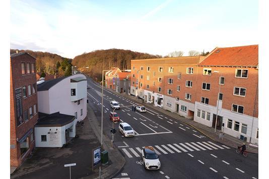 Ejerlejlighed på Rosenvangs Allé i Højbjerg - Udsigt