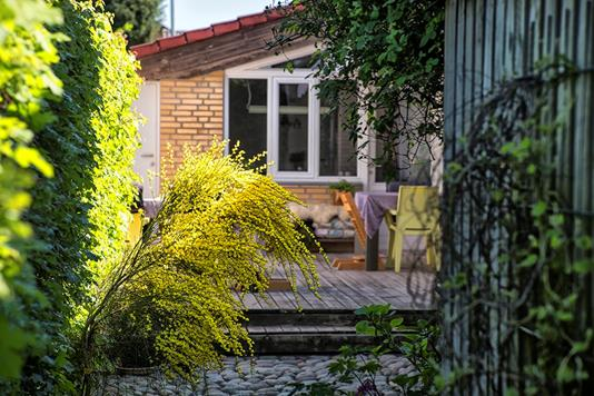 Villa på Borup Alle i Randers NV - Andet