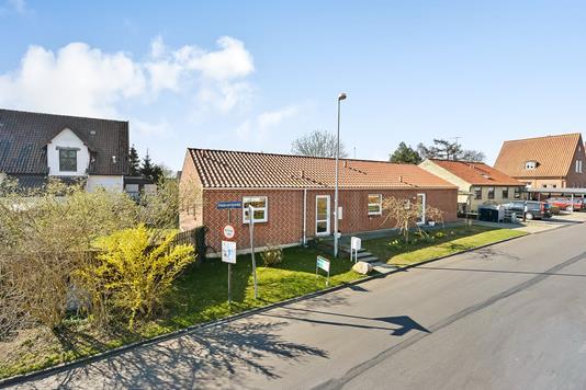 Villa på Højvangsvej i Randers NV - Ejendommen