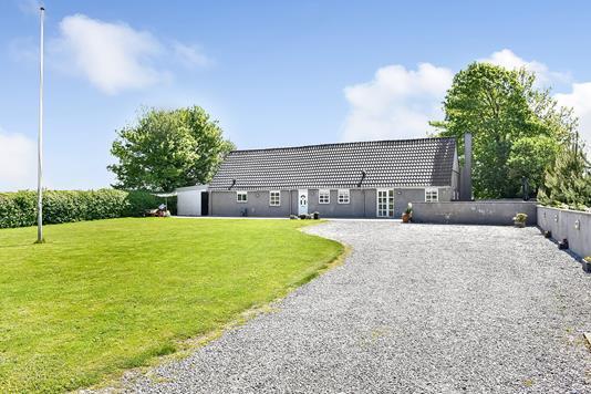 Villa på Højmarksvej i Randers NV - Ejendommen