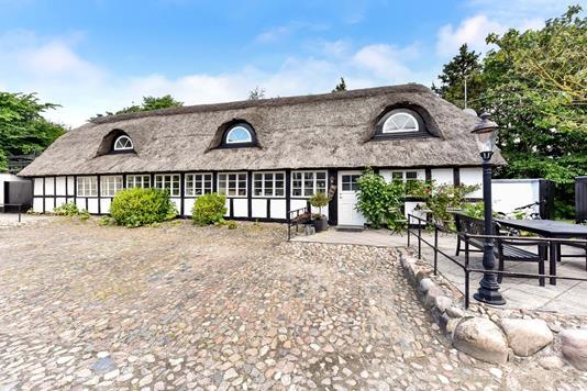 Villa på Egegårdsvej i Randers NV - Ejendommen