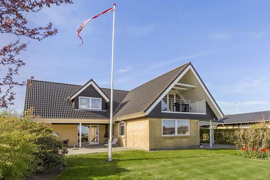 Villa på Demstrupvej i Randers NØ - Ejendommen