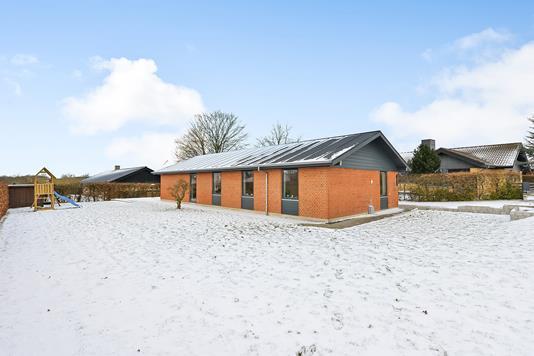 Villa på Urmagervej i Randers NV - Ejendommen