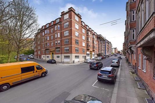 Andelsbolig på Prins Christians Gade i Randers C - Område