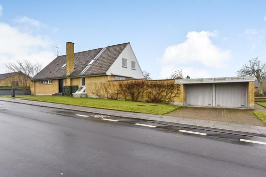 Villa på Karetmagervej i Randers NV - Ejendommen