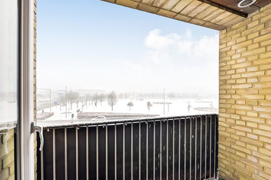 Ejerlejlighed på Strømmen i Randers SØ - Område