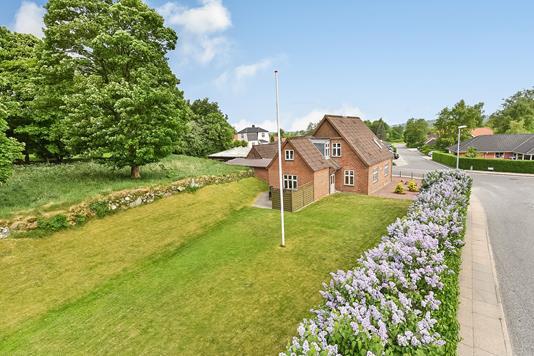Villa på Kærgade i Randers SV - Have