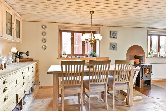 Villa på Revlsbjergvej i Randers SØ - Stue