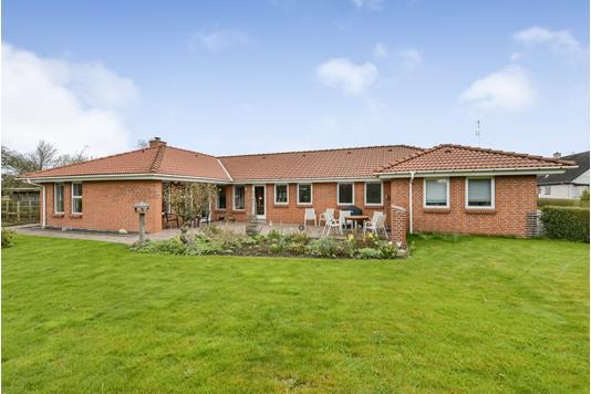 Villa på Folehaven i Randers NV - Ejendommen