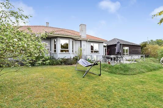 Villa på Høvejen i Randers SV - Ejendommen