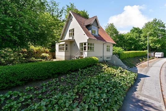 Villa på H.C. Andersens Vej i Randers NV - Ejendommen