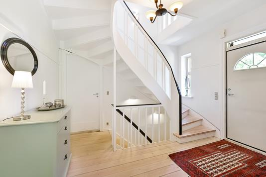 Villa på H.C. Andersens Vej i Randers NV - Hall