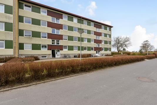 Ejerlejlighed på Ægirsvej i Randers NV - Ejendommen