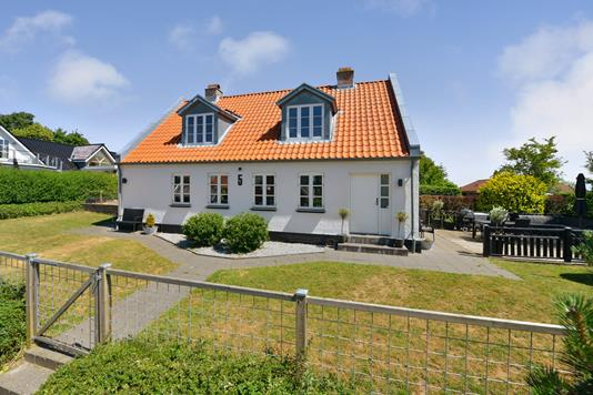 Villa på Smedegade i Randers SV - Ejendommen