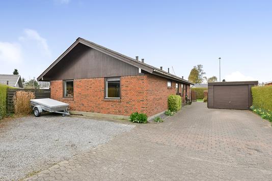 Villa på Mågevej i Randers SØ - Ejendommen