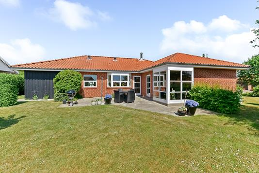 Villa på Figenlunden i Randers SØ - Ejendommen