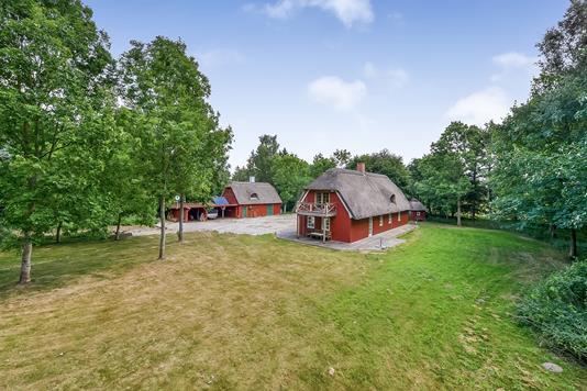 Villa på Krogen i Randers SØ - Ejendommen