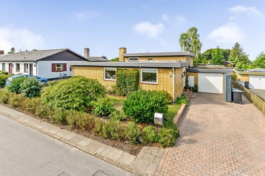 Villa på Tranekærsvej i Randers NV - Ejendommen