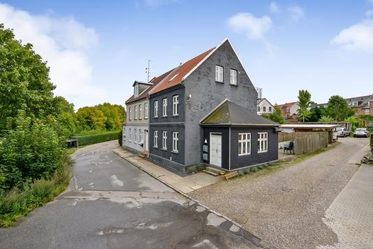 Ejerlejlighed på Fredensvej i Randers SØ - Ejendommen