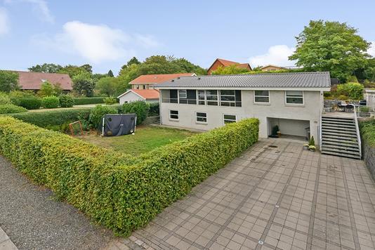 Villa på Vester Boulevard i Randers NV - Ejendommen