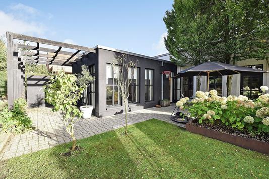 Villa på Stjernevej i Randers NØ - Ejendommen