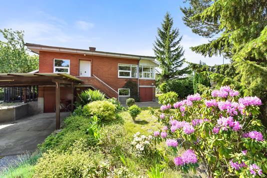 Villa på Østre Boulevard i Randers NØ - Have
