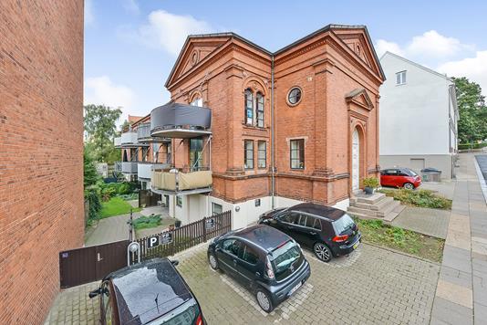 Ejerlejlighed på Steen Blichers Gade i Randers C - Ejendommen