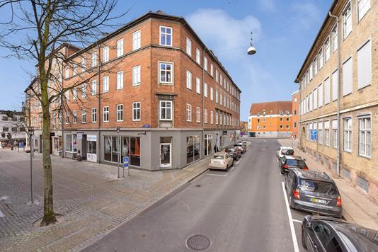 Andelsbolig på Klostergade i Randers C - Ejendommen