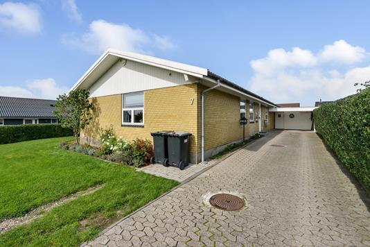 Villa på Boghvedevej i Randers NV - Ejendommen