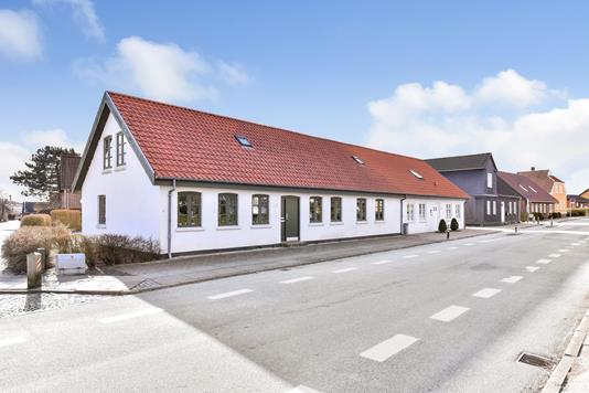 Villa på Tjærbyvej i Randers NØ - Ejendommen