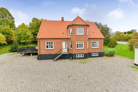 Villa på Hadsundvej i Gjerlev J - Ejendommen