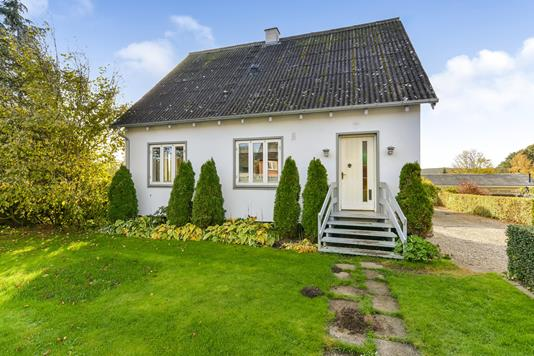 Villa på Gl. Viborgvej i Randers NV - Ejendommen