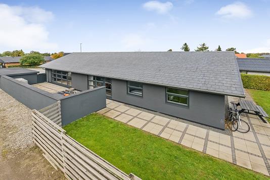 Villa på Skelvangsvej i Randers NV - Ejendommen