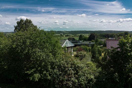 Villa på Mosevænget i Randers NV - Udsigt