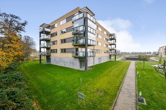 Ejerlejlighed på Toldbodgade i Randers NØ - Ejendommen