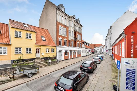 Ejerlejlighed på Lille Voldgade i Randers C - Ejendommen