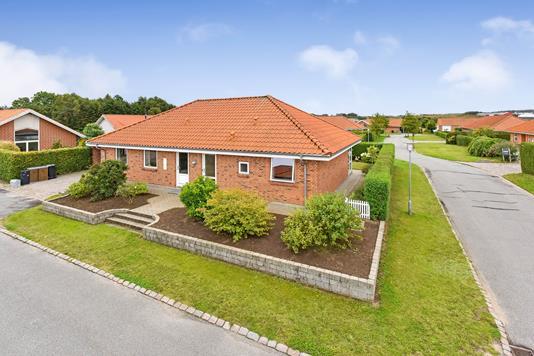 Villa på Venusvej i Randers SØ - Ejendommen