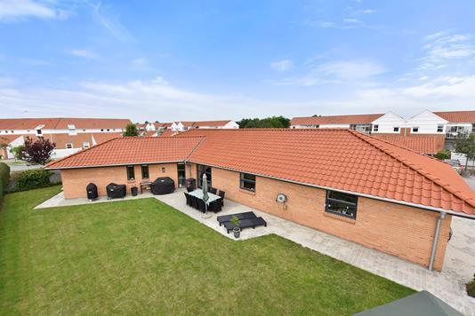 Villa på Jadedalen i Randers NØ - Mastefoto