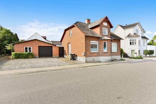 Villa på Kærgade i Randers SV - Ejendom 1
