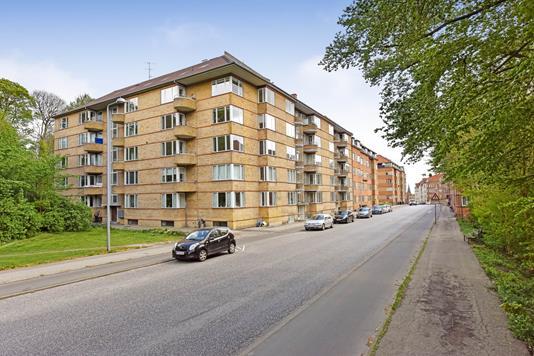 Andelsbolig på Hobrovej i Randers C - Ejendommen