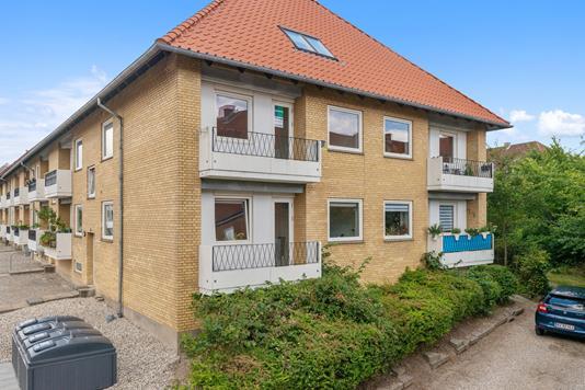 Ejerlejlighed på Sct. Peders Gade i Randers C - Mastefoto