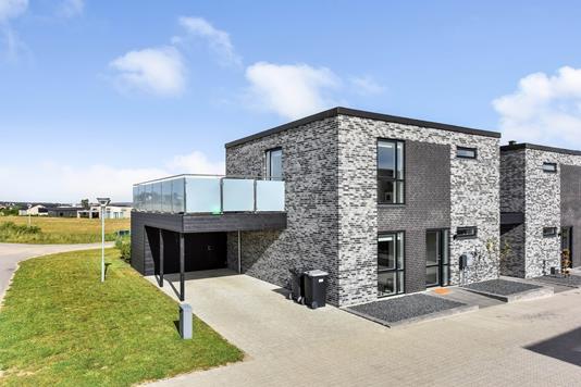 Villa på Grinden i Randers SØ - Ejendommen