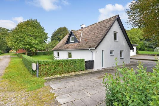Villa på Clausholmvej i Randers SØ - Ejendommen
