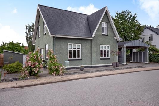 Villa på Nordgade i Randers NV - Andet