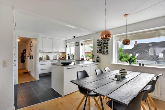 Ejerlejlighed på Vestergade i Randers C - Køkken alrum