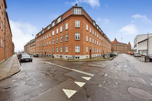 Ejerlejlighed på Dr. Lassens Gade i Randers C - Ejendommen