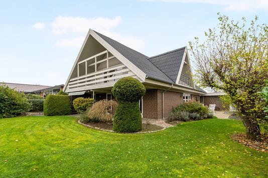 Villa på Kantatevej i Randers SV - Have
