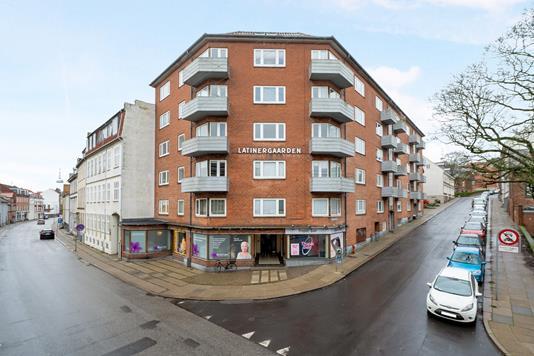 Andelsbolig på Steen Blichers Gade i Randers C - Ejendommen